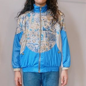 1980's Vintage Windbreaker with tags attached